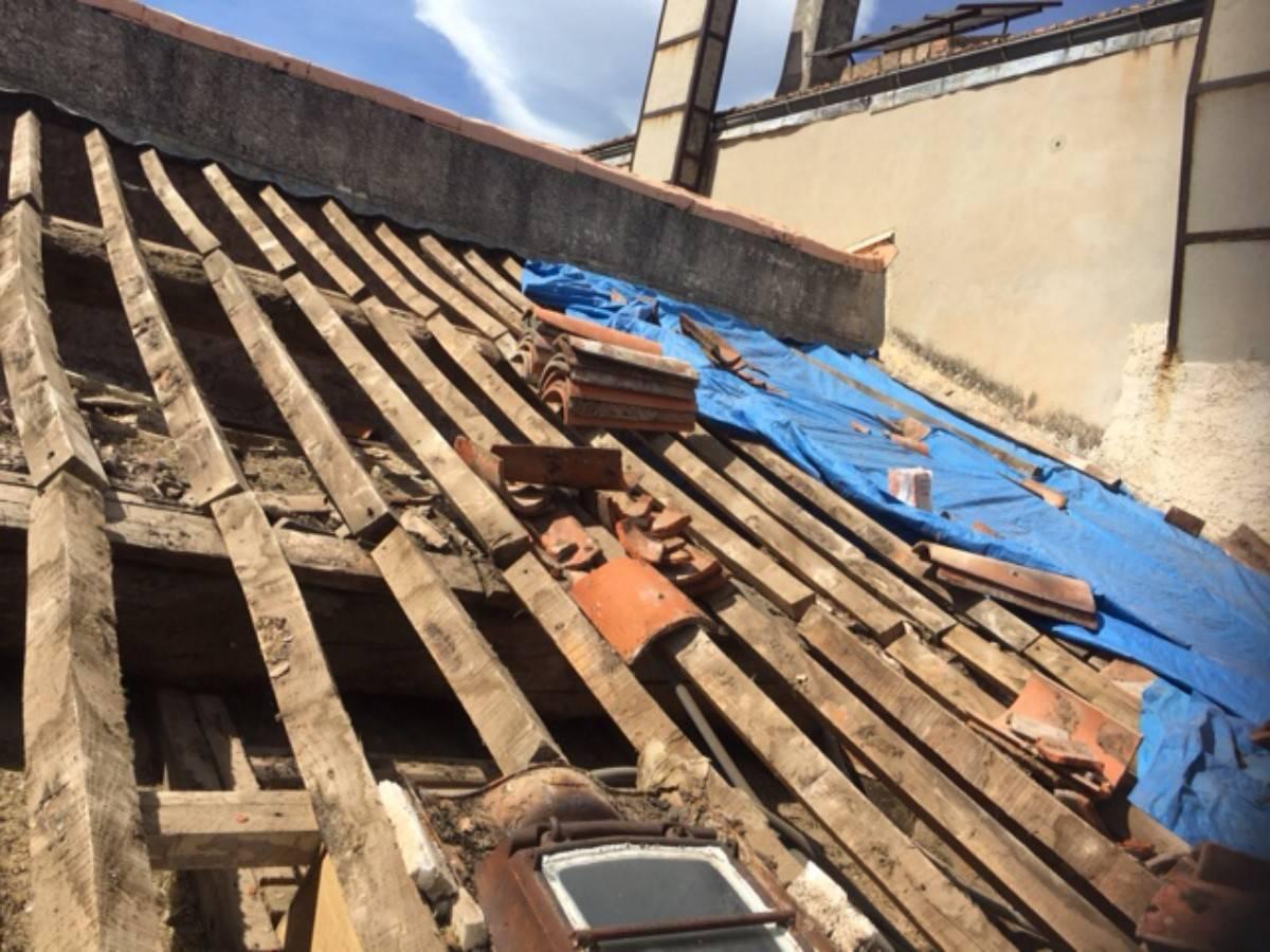 Réfection de toiture à Solliès-Toucas - Usibat